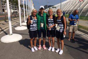 R. Kančys: Rio – tai tik olimpinės svajonės pradžia