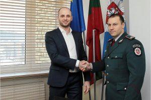 Vienijasi verslas ir policija: Vilniuje iškils naujas komisariatas ir areštinė
