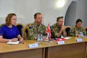 Lietuva prisideda prie britų vadovaujamų Jungtinių ekspedicinių pajėgų