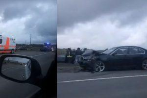 Klaipėdos rajone per avariją sužaloti trys žmonės