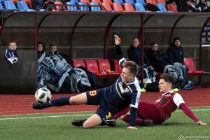 LFF taurės startas: įvarčių fontanai ir išbandymas 14-mečiui