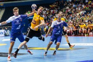 Lietuvos rankininkų įvartis įskaitytas per klaidą – su islandais sužaista lygiosiomis