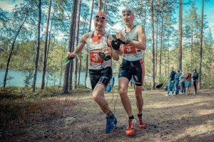 Trakuose – pirmos Lietuvoje jungtinės plaukimo ir bėgimo varžybos
