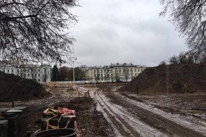 Lukiškių aikštės tvarkymui 2 mln. eurų nebepakanka