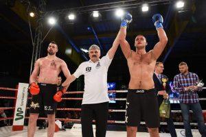 Lietuvis kikbokso turnyre Lenkijoje šventė pergalę