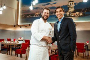 Graiką ir turką į Vilnių atviliojo aistra maistui