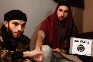 Prancūzijos kunigo žudikai – ištikimybę prisiekę džihadistai