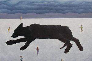 "Galerijoje ""Meno niša"" darbus pristato tapytoja D. Bilkštienė"