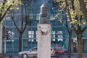 Kauno bienalėje – naujas paminklas J. Basanavičiui