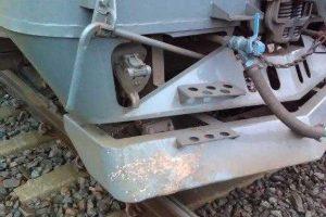 Kauno rajone traukinys mirtinai sužalojo vyrą