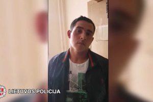 Sostinėje su įkalčiais sulaikyti du kišenvagiai