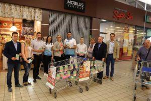 Daugiavaikėms Kauno rajono šeimoms – parama mokyklinėmis prekėmis