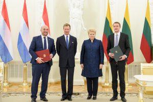 Lietuva ir Liuksemburgas pirmieji ES bendradarbiaus atsinaujinančioje energetikoje