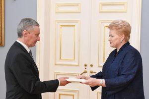 Darbą Suomijoje pradės naujas Lietuvos ambasadorius