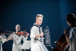 M. Levickio koncerte Kaune – romantiška Venecija ir ugninga Argentina