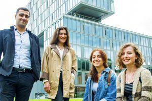 Studentams iš Gruzijos Lietuva – lyg antrieji namai