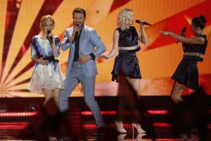"""Lietuviai """"Eurovizijos"""" finale dainuos septinti"""
