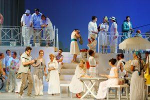 Operos solistas T. Pavilionis grįžtą į Klaipėdą