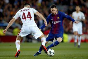 """Čempionų lygos ketvirtfinalyje – įtikinamos """"Liverpool"""" ir """"FC Barcelona"""" pergalės"""
