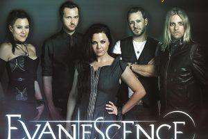 """Pirmą kartą Lietuvoje – roko grupė """"Evanescence"""""""
