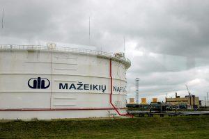 """Į Mažeikių naftos perdirbimo gamyklą dairosi """"Kazmunaigaz"""""""