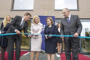 Vilniuje duris atvėrė naujas Socialinių mokslų kolegijos pastatas