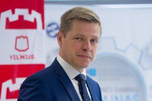R. Šimašiaus darbai Vilniuje: daugiau pagyrų ar kritikos?