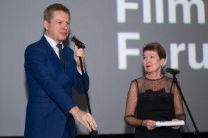 Sostinės meras pakvietė vilniečius į didžiausią rudens kino šventę