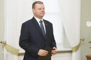 S. Skvernelis – ambicingas pareigūnas, iškeitęs uniformą į politiko kostiumą