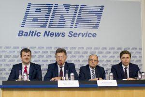 """M. Sinkevičius ir G. Paluckas koalicijos su """"valstiečiais"""" neardys"""