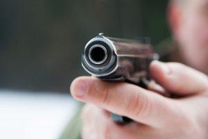 Domeikavoje vyriškis grasino nužudyti žmoną