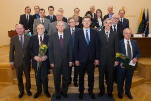 Įteiktos Lietuvos mokslo premijos