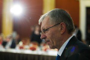 G. Kirkilas nežino, kada Z. Balčytis užleis jam vietą Europos Parlamente