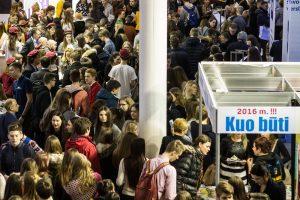 Vilniuje prasidėjo tarptautinė studijų paroda