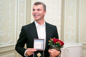 Mados kūrėjui J. Statkevičiui – Kultūros ministerijos apdovanojimas