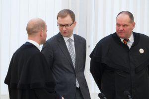Teismas patvirtino: Darbo partijos lyderiai nuteisti pagrįstai