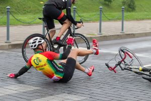 """""""Velomaratono"""" trasoje griuvinėję dviratininkai pagerino pernykščius rezultatus"""