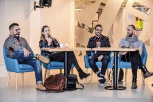 """Kultūros fabrike – forumas """"Kūryba ir industrija"""""""