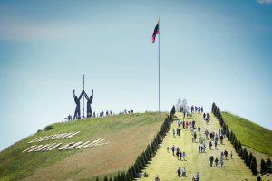 Tūkstančius Lietuvos žmonių subūrė šeimų šventė