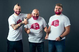 Kodėl Kauno vyrai pradėjo dažytis barzdas?