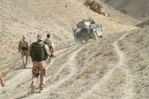 Lietuvos geologai Afganistane ieškojo naudingųjų iškasenų