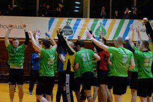 Paaiškėjo LRL pusfinalių poros: Vilniuje prireikė net dviejų pratęsimų