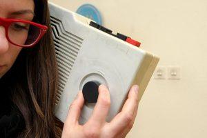 Pinigus už radijo tašką vargiai pavyks atgauti