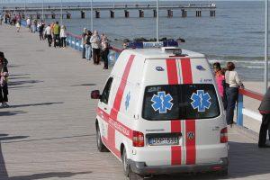 Jūra šėlsta: nuskendo vyras, pagalbos prireikė dar keturiems žmonėms (papildyta)