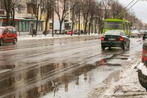 """""""Kauno švara"""": situacija miesto gatvėse kontroliuojama"""