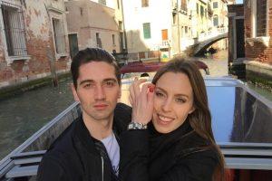Dvi romantiškos V. ir D. Česnauskių dienos Veronoje ir Venecijoje