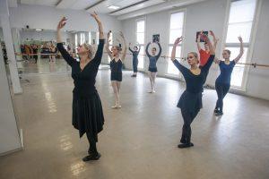 Atrankos į baletą dalyvė: nepatikėsit, kaip aš noriu šokti