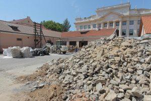 Kauno senamiestyje sustabdė paveldo naikintojus?