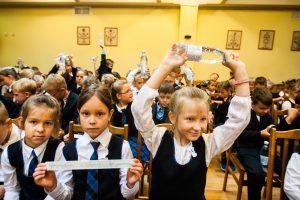 Į mokyklas – sveikai ir saugiai