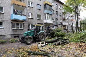 Klaipėdos kiemų laukia renesansas